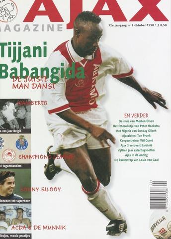 Magazine (1987-2007) 1998-10-01