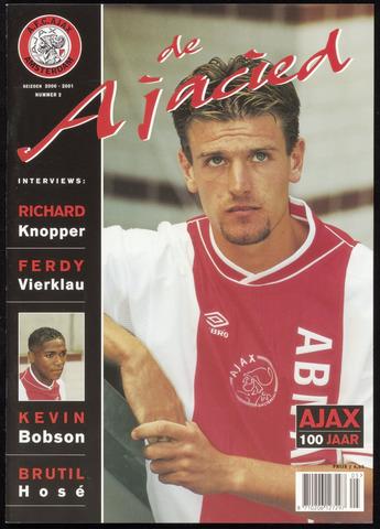 Clubblad De Ajacied (1997-2009) 2000-10-01
