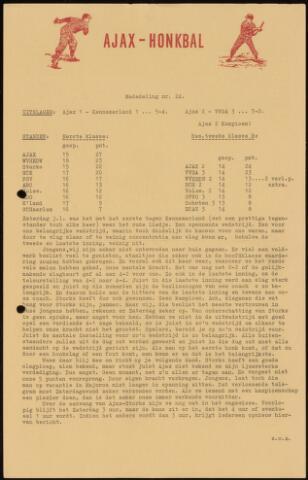 Honkbal nieuws (1963-1972) 1963-09-16