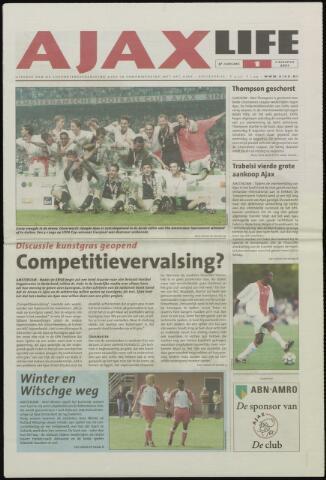 Ajax Life (vanaf 1994) 2001-08-01