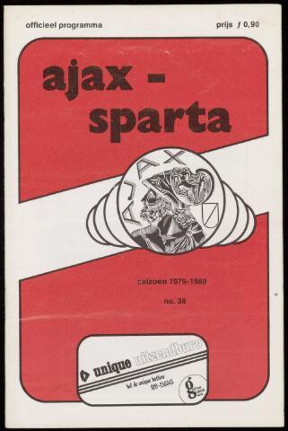 Programmaboekjes (vanaf 1934) 1980-05-04