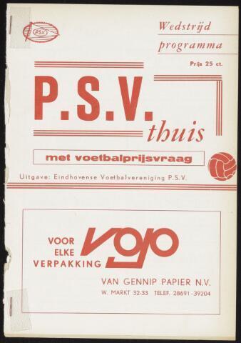 Programmaboekjes (vanaf 1934) 1967-10-15