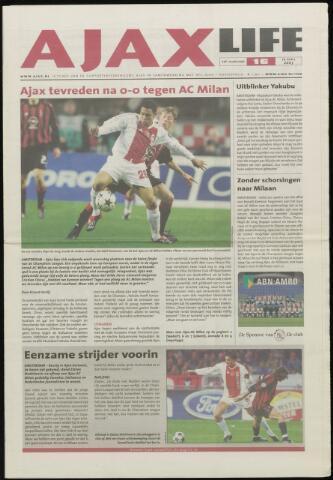 Ajax Life (vanaf 1994) 2003-04-12