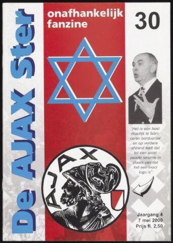 Fanzine De Ajax Ster (1996-2001) 2000-05-07