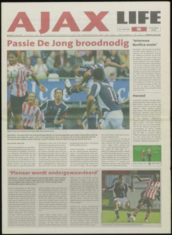 Ajax Life (vanaf 1994) 2005-10-07