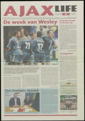 Ajax Life (vanaf 1994) 2003-08-23
