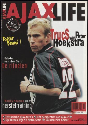 Ajax Life (vanaf 1994) 1998-12-01