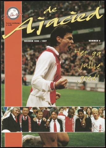 Clubblad De Ajacied (1997-2009) 1997-06-02