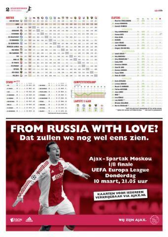 Ajax Life (vanaf 1994) 2011-03-04