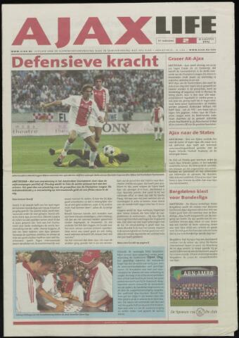 Ajax Life (vanaf 1994) 2003-08-12