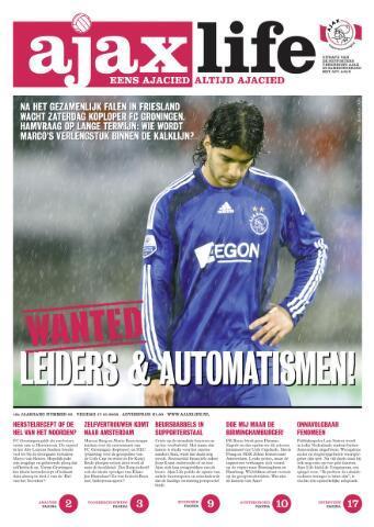 Ajax Life (vanaf 1994) 2008-10-17