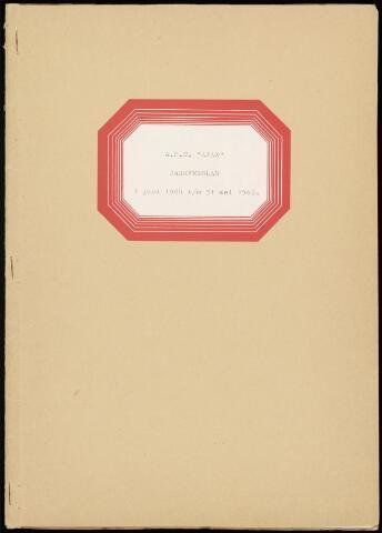 Jaarverslagen Vereniging (vanaf 1964) 1965-05-31