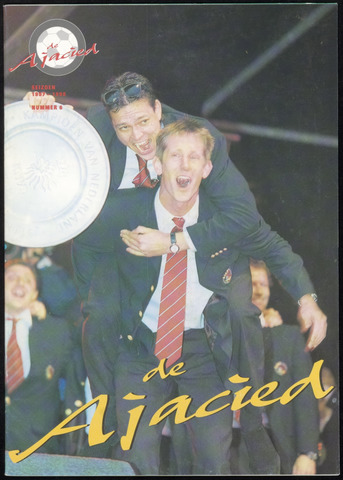 Clubblad De Ajacied (1997-2009) 1998-06-01