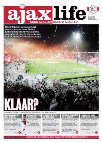 Ajax Life (vanaf 1994) 2010-07-23