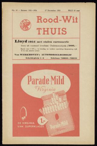 Programmaboekjes (vanaf 1934) 1953-12-27