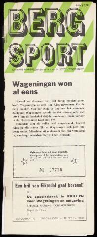 Programmaboekjes (vanaf 1934) 1975-01-26