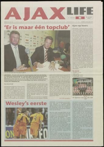 Ajax Life (vanaf 1994) 2003-10-18