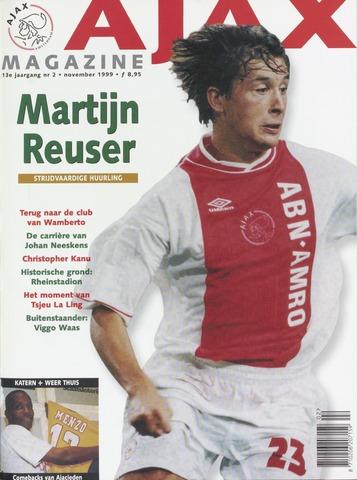 Magazine (1987-2007) 1999-11-01