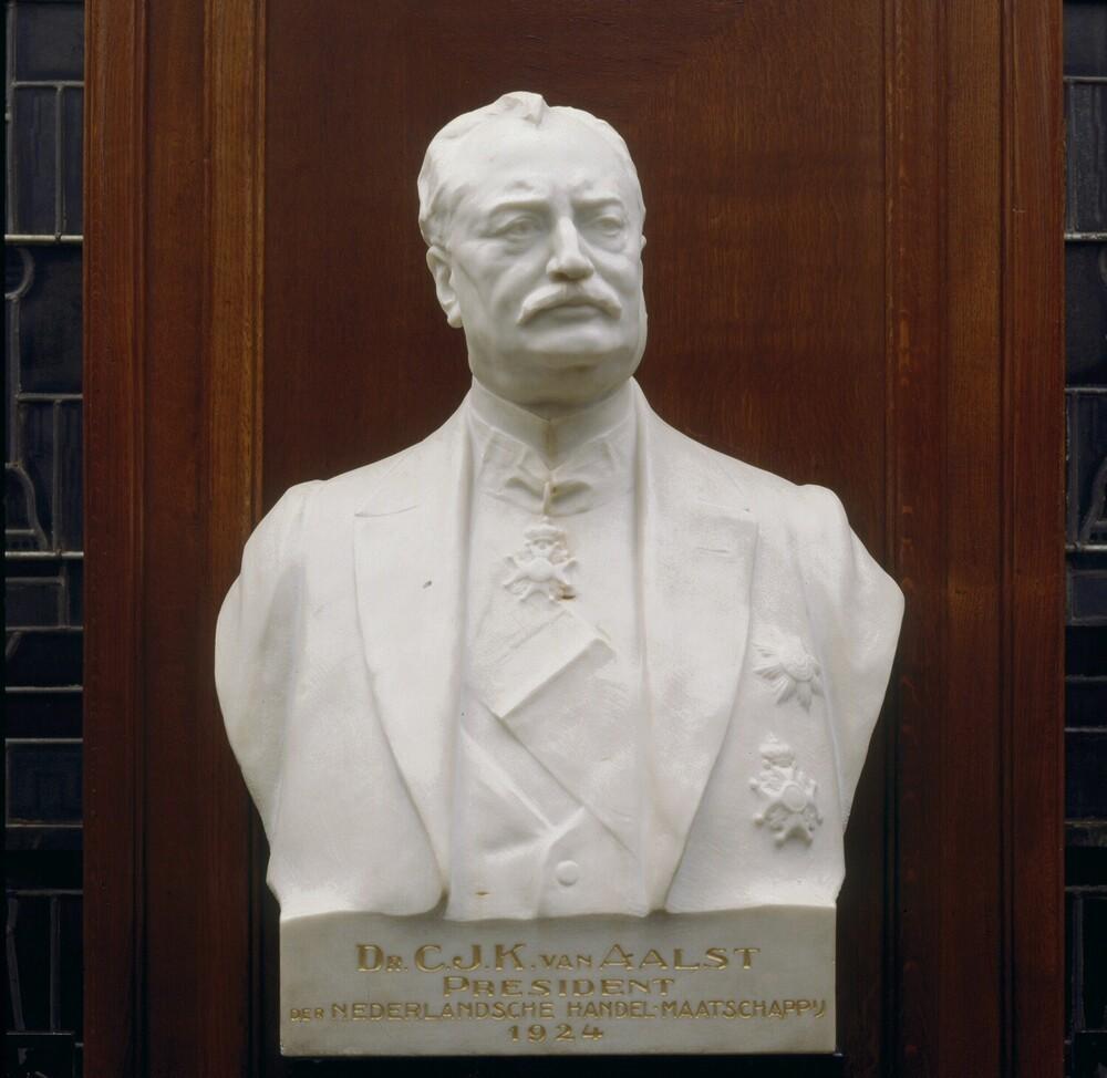 Dr. C.J.K. van Aalst, president Nederlandsche Handel-Maatschappij