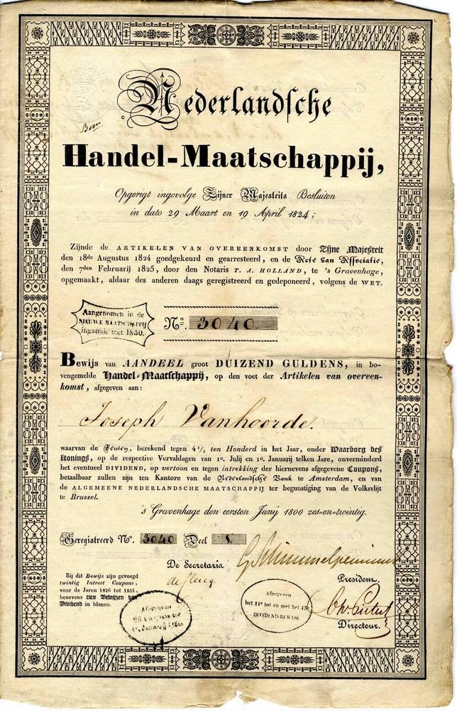 Nederlandsche Handel-Maatschappij