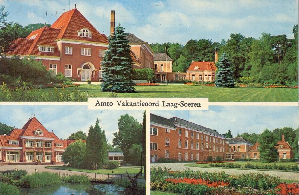 Amro vakantieoord Laag-Soeren (Amsterda)