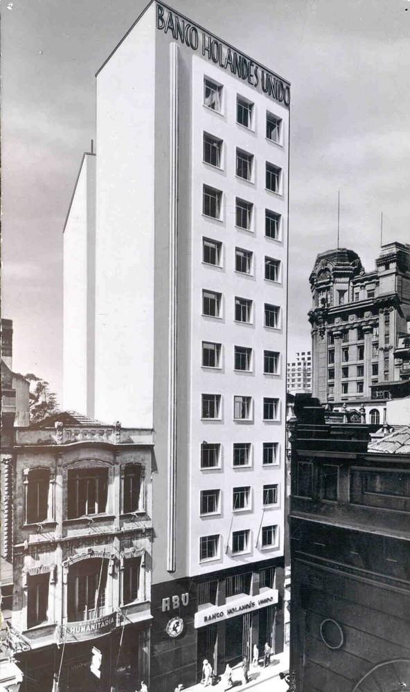 Brazilië, Sao Paulo, Rua 15 de Novembro 150