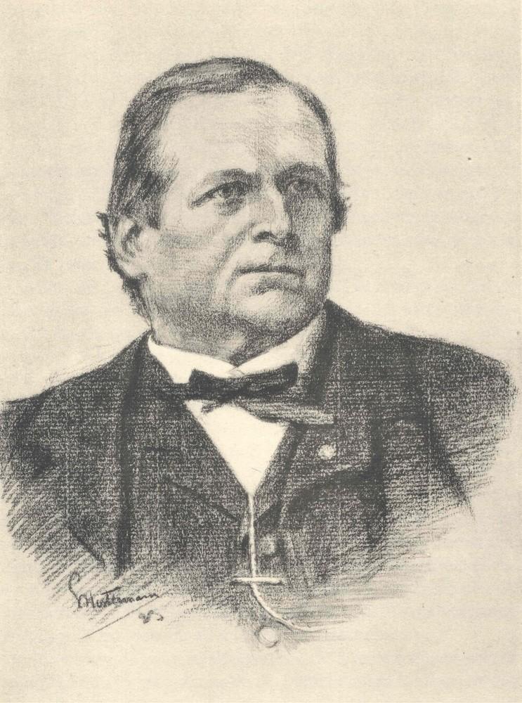 Balthazar Heldring, achtste president van de Nederlandsche Handel-Maatschappij