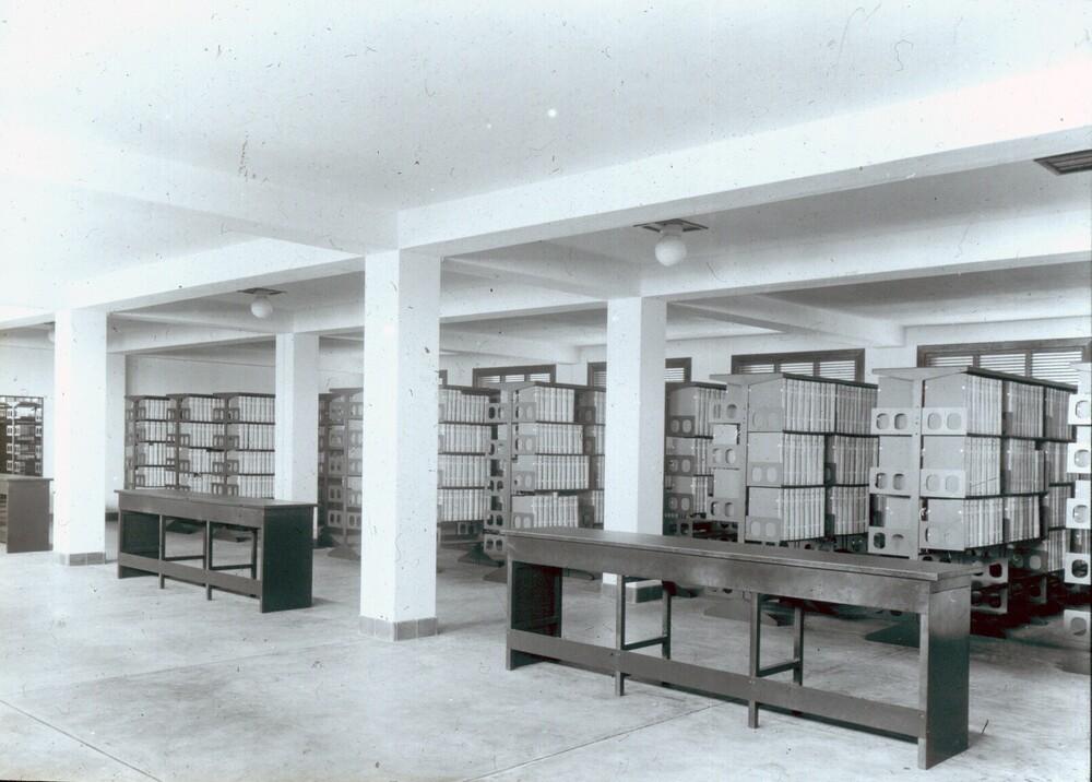 De Factorij, Stationsplein 1 te Batavia (Jakarta), Indië (Indonesië),  Archief