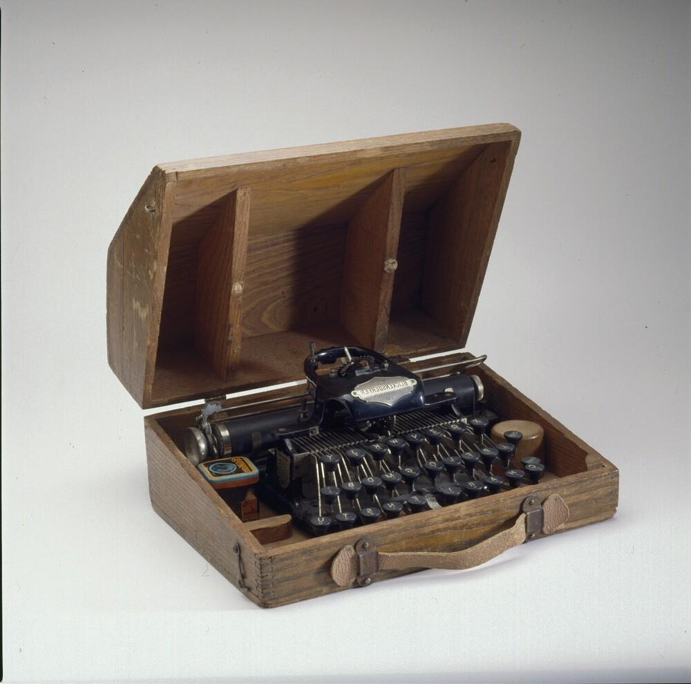 Blickensderfer 5; nr 80894; schrijfmachine