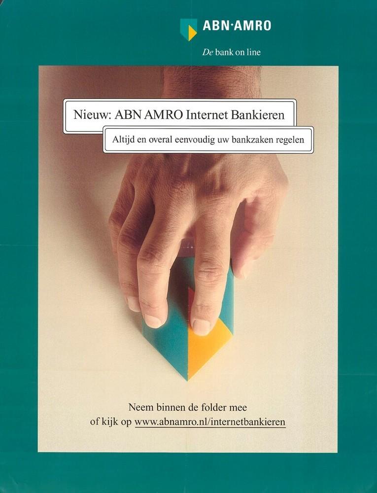 Nieuw: ABN AMRO Internet Bankieren