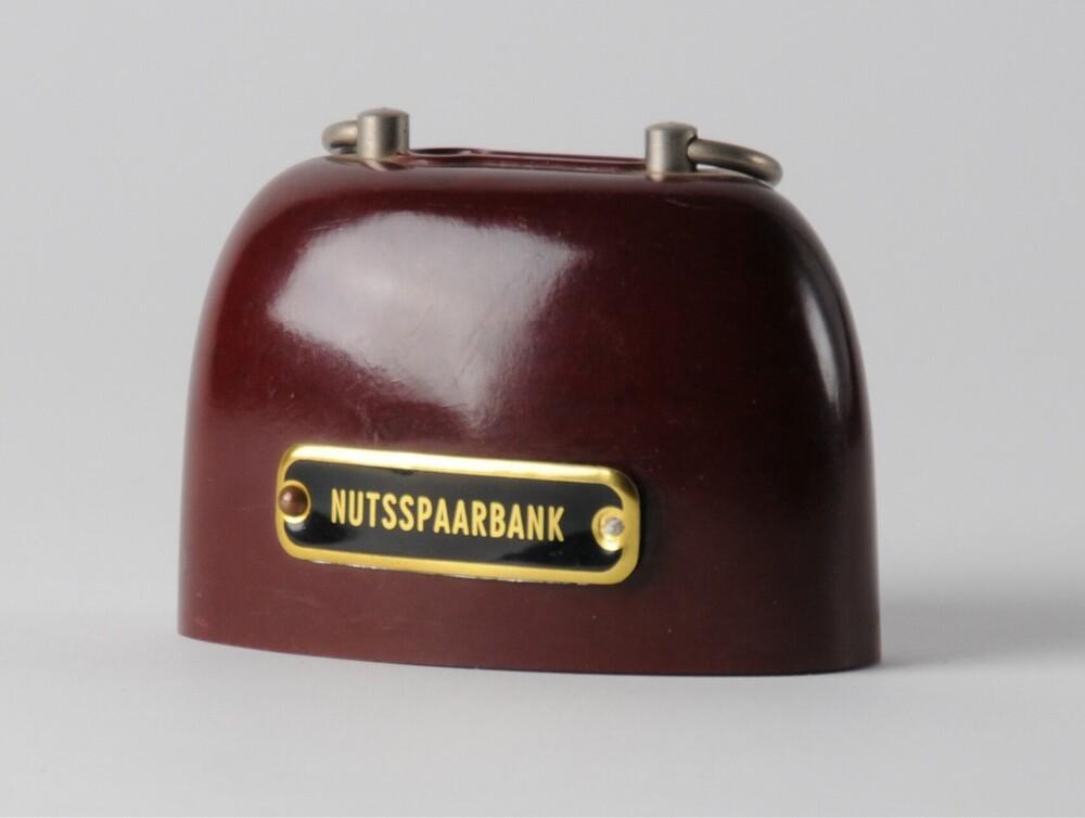 Spaarpot van de Nutsspaarbank