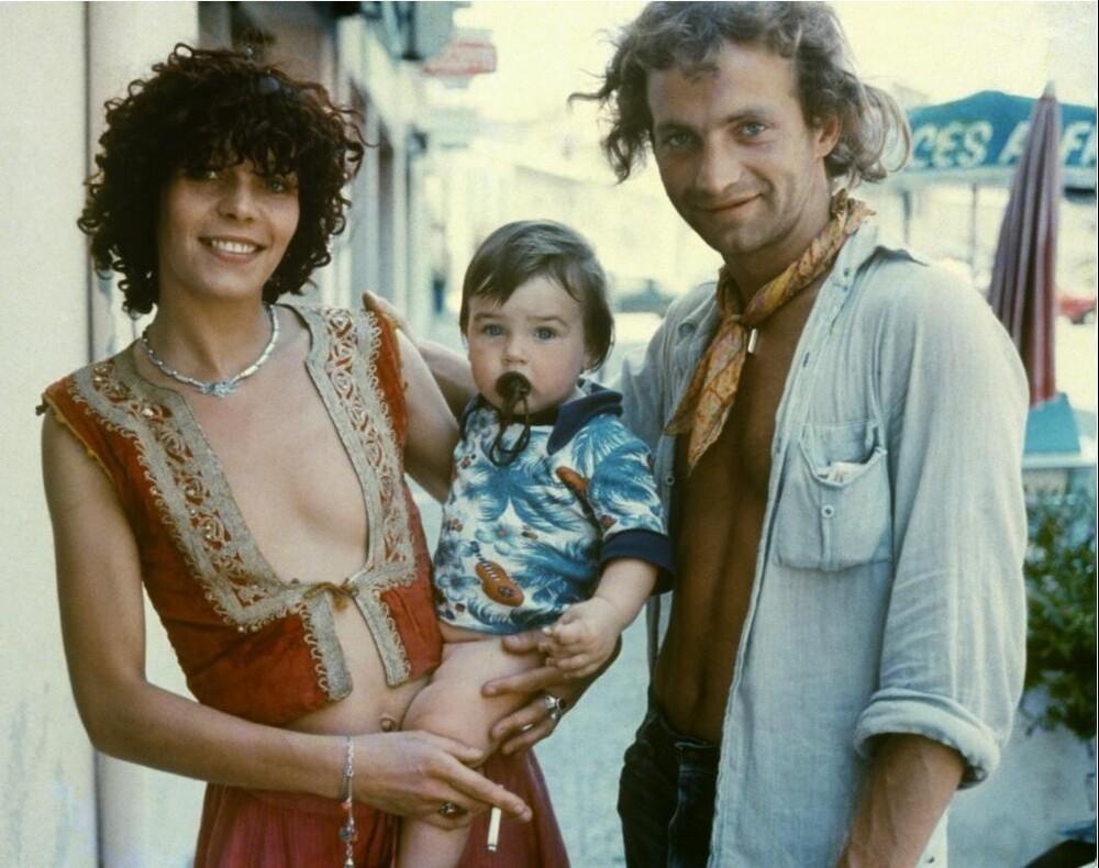 France, St. Tropez (family)