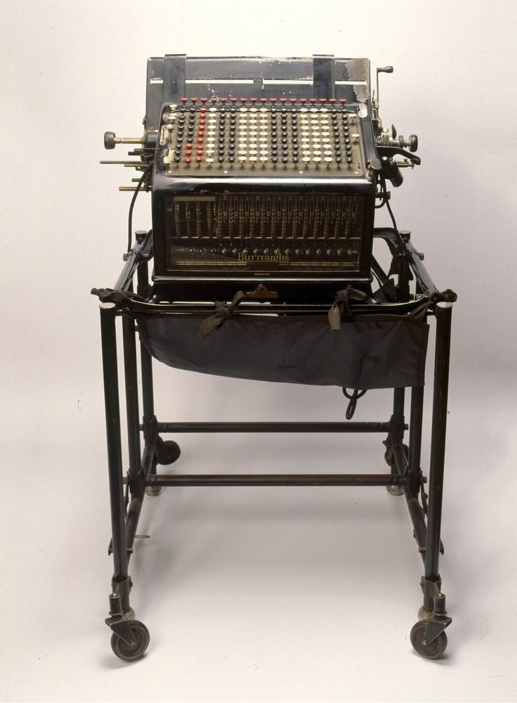 Burroughs boekhoudmachine