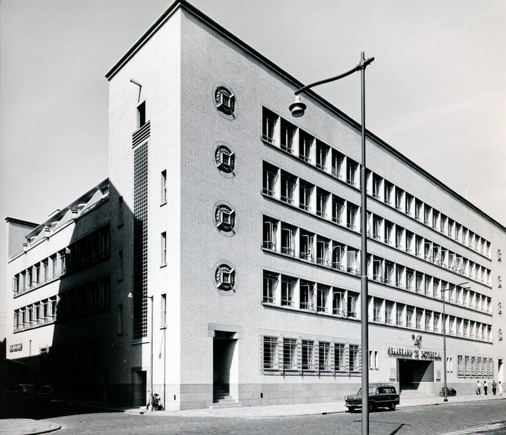 Spaarbank te Rotterdam, Botersloot, Rotterdam