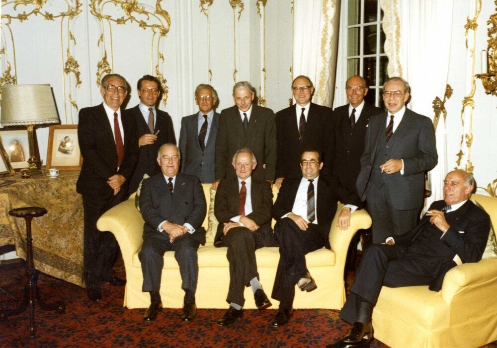 Directie en Commissarissen van de Spaarbank te Rotterdam