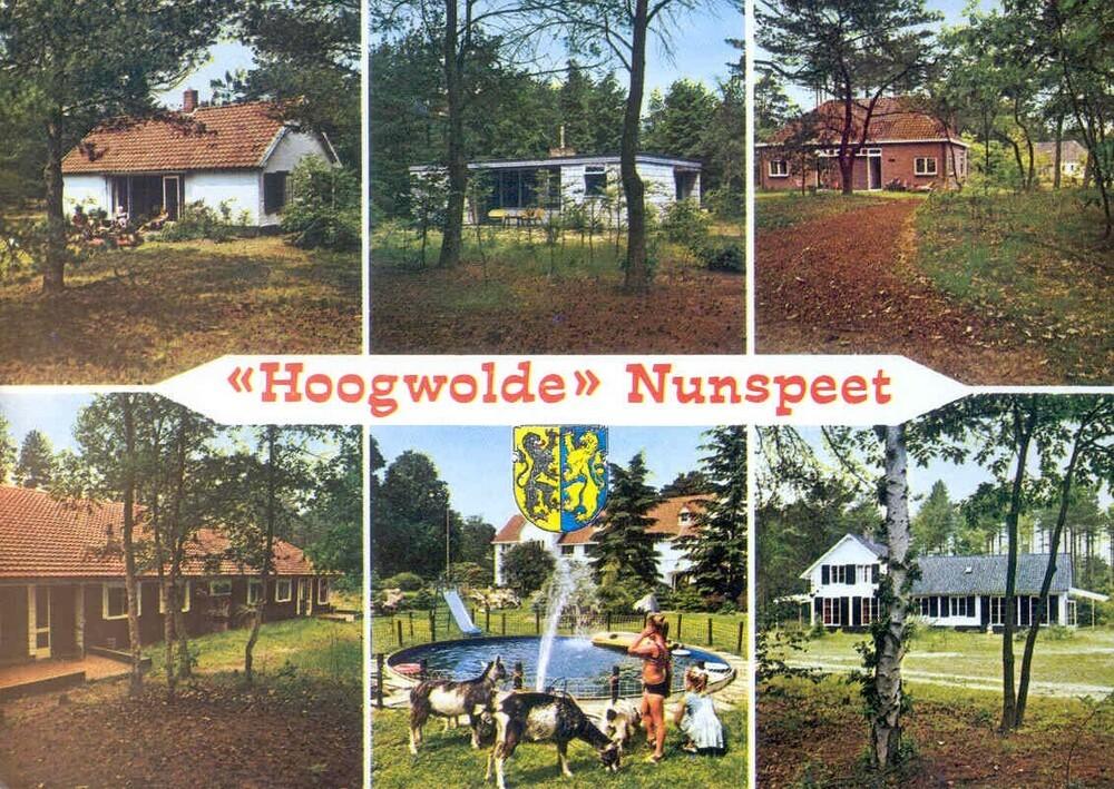 Vakantieoord Hoogwolde te Nunspeet