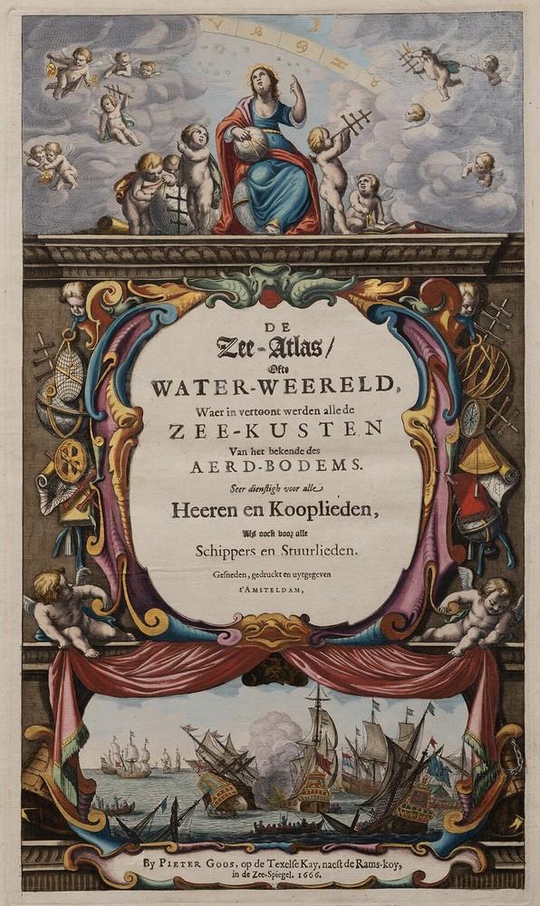 De Zee-Atlas ofte Water-Weereld
