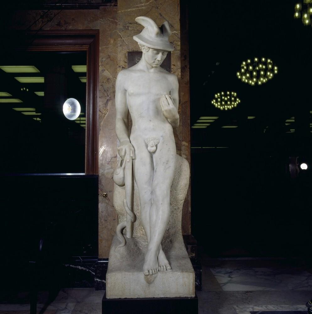 Hermes oftewel Mercurius