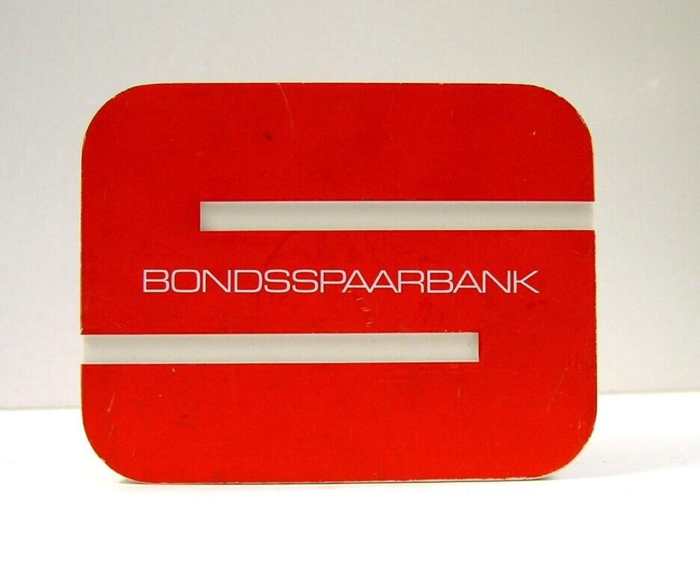 Spaarpot van de Bondsspaarbank
