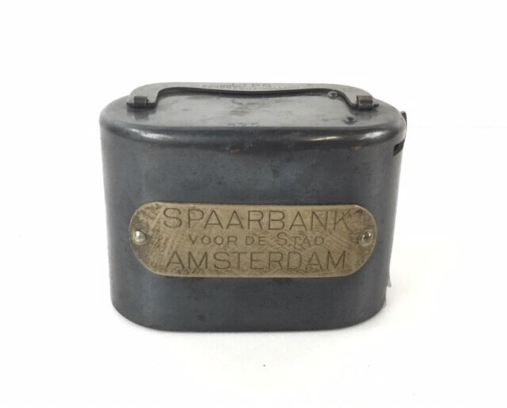 Spaarbusje: Spaarbank voor de Stad Amsterdam