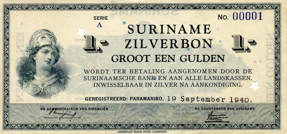 Zilverbon Suriname