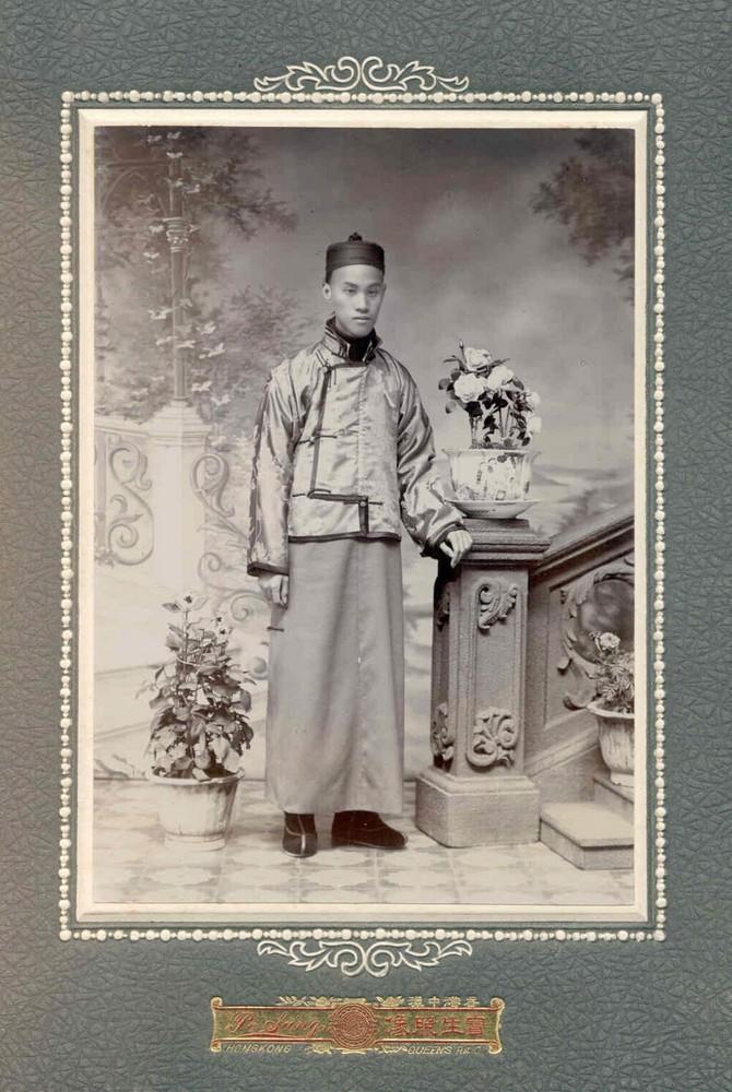 Assistent kassier (shroff) Leung Kung Shau, agentschap Nederlandsche Handel-Maatschappij, Hong Kong
