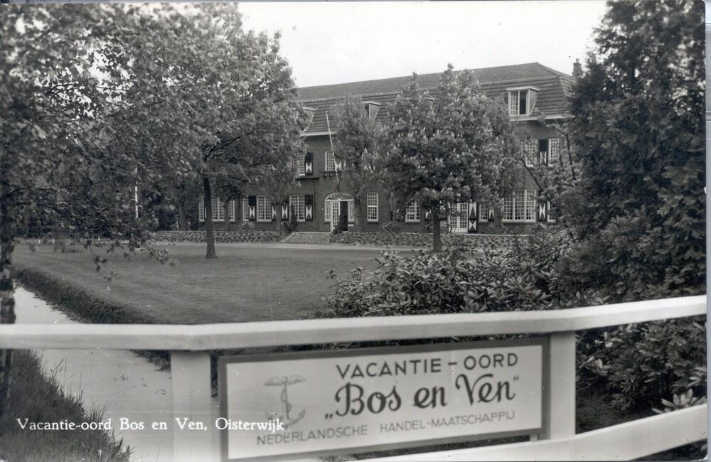 Vakantieoord Bos en Ven, Klompven 26, Oisterwijk