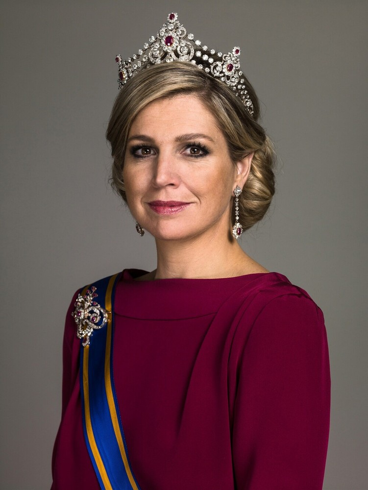 Hare Majesteit Koningin Máxima