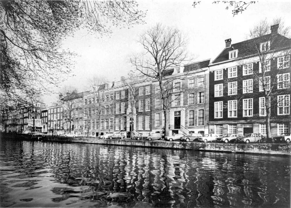 Amsterdam, Herengracht 542-554