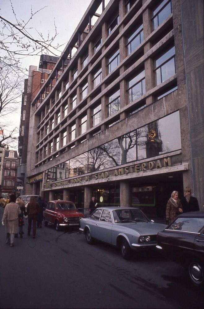 Spaarbank voor de Stad Amsterdam, Singel 544-546 te Amsterdam