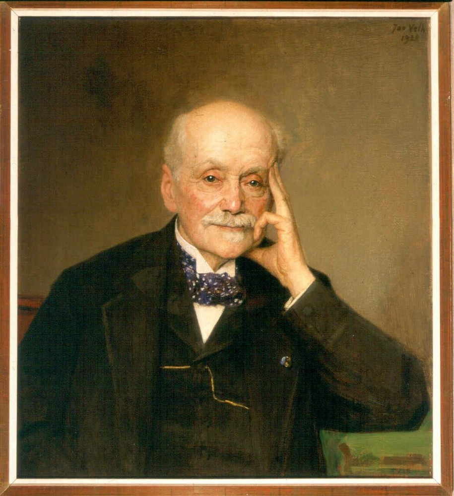 Mr Frederik Salomon van Nierop
