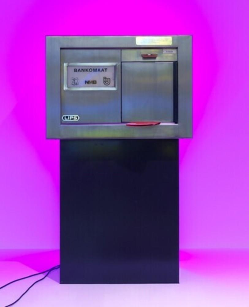 Geldautomaat Bankomaat,