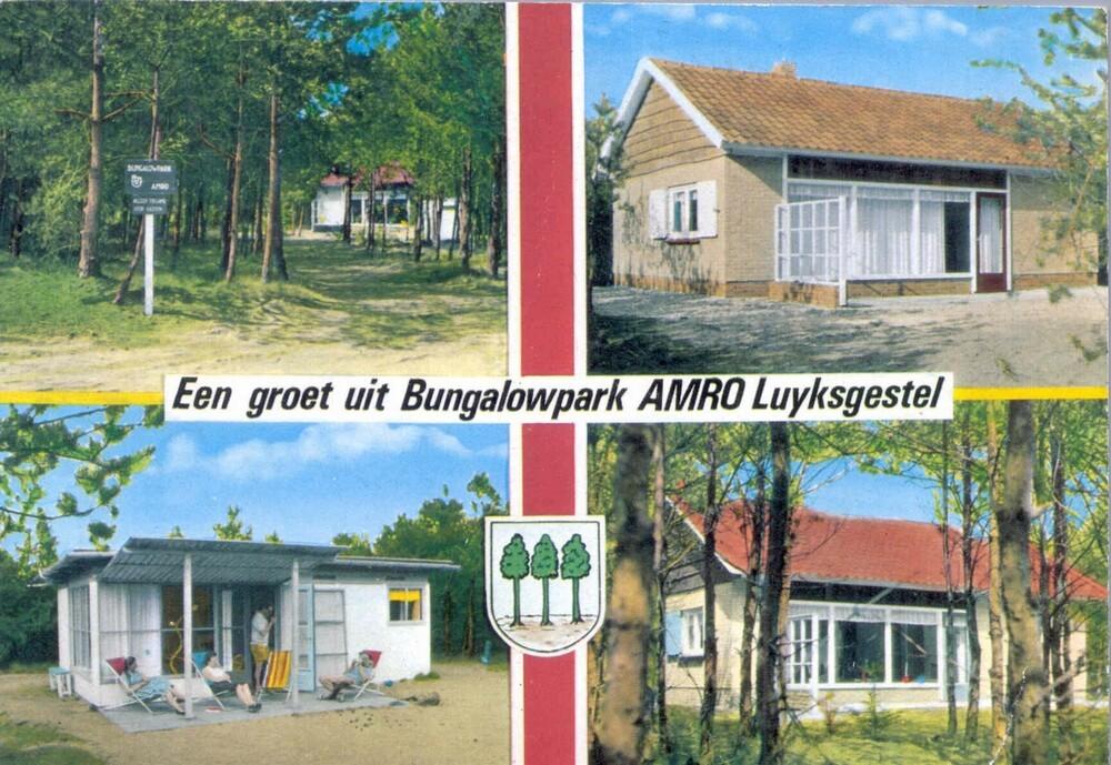 Bungalowpark AMRO, Postelscheheideweg 2, Luyksgestel