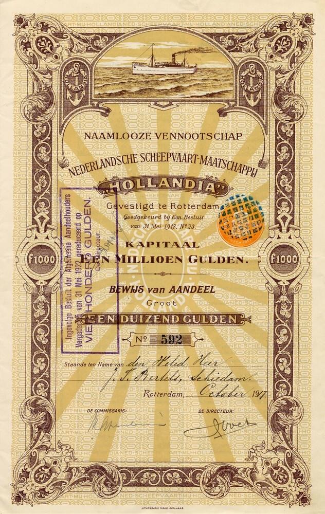 N.V. Nederlandsche Scheepvaart-Maatschappij